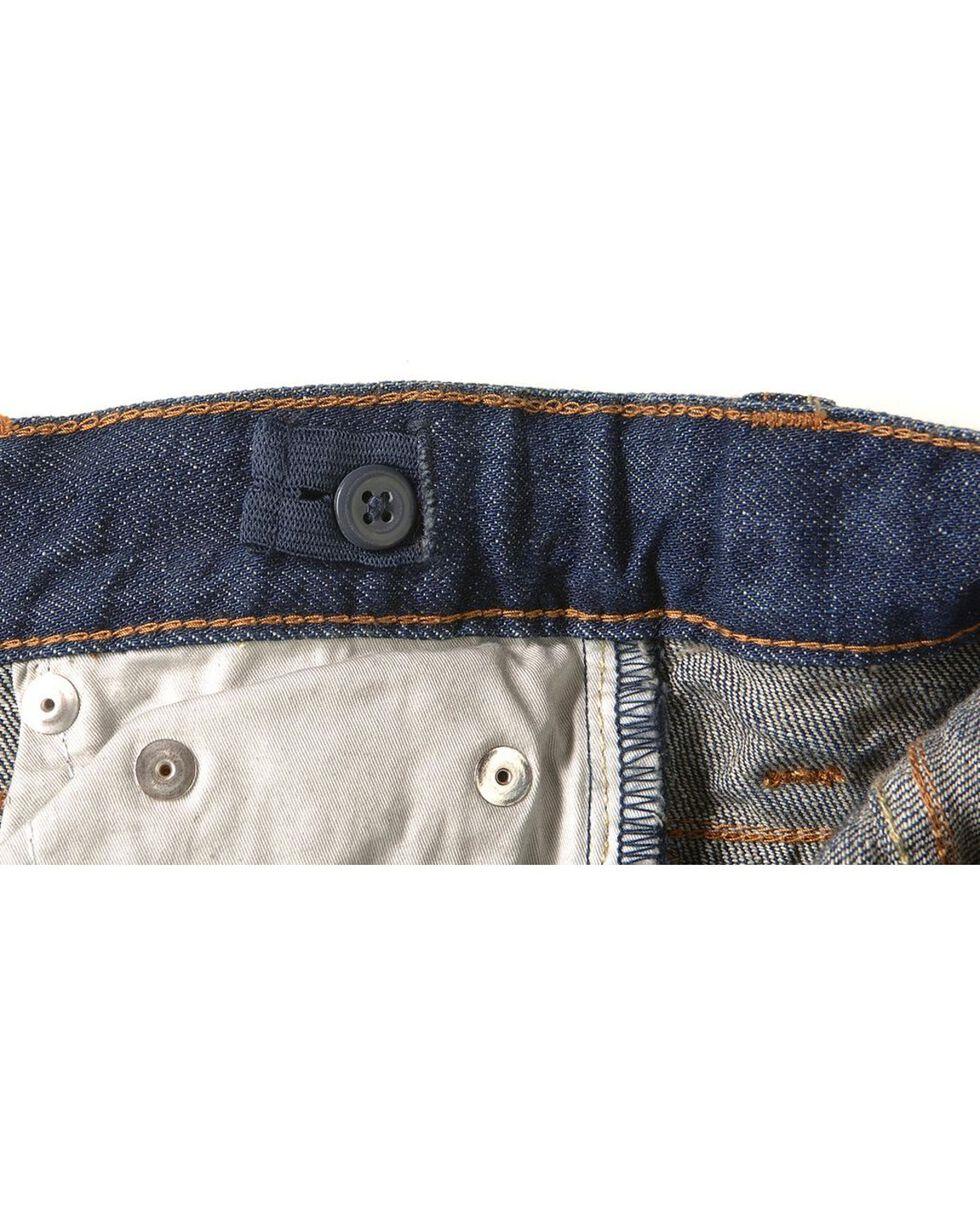 Wrangler Infant Boy's Western Jeans, , hi-res