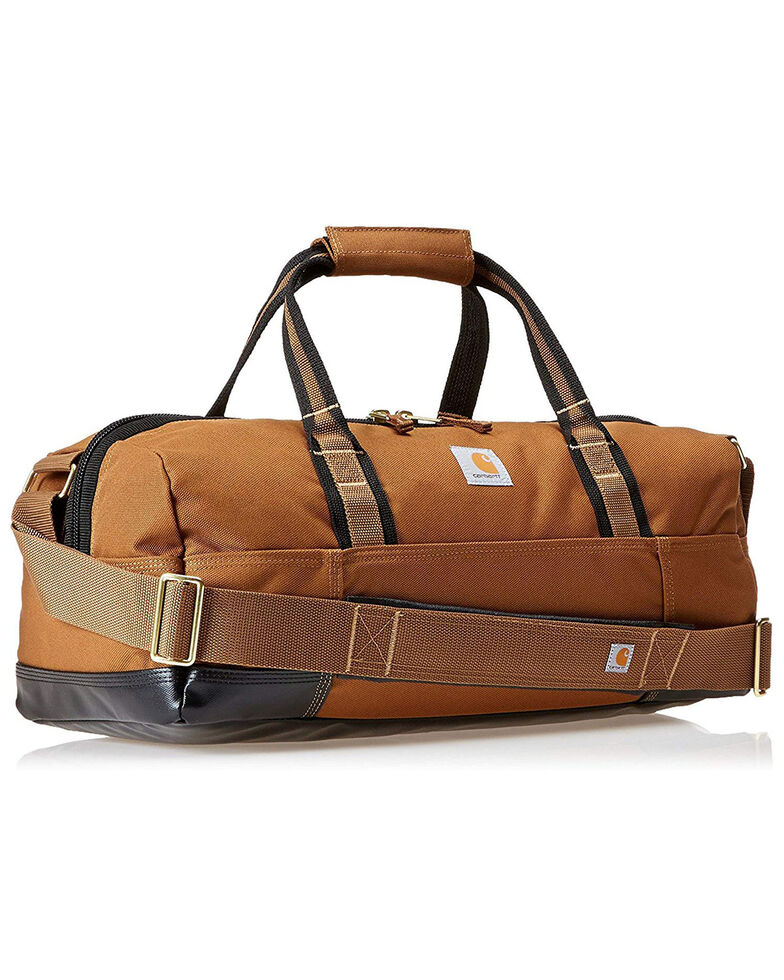 "Carhartt Men's Brown Legacy 20"" Gear Bag , Brown, hi-res"