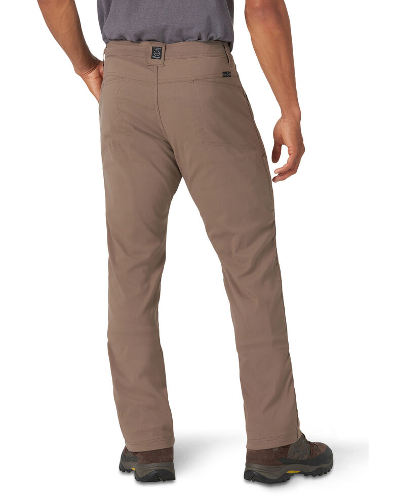 Wrangler ATG Men's Falcon Khaki Fleece Lined Pants , Beige/khaki, hi-res