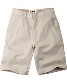 Mountain Khakis Men's Slate Teton Relaxed Fit Shorts, Slate, hi-res
