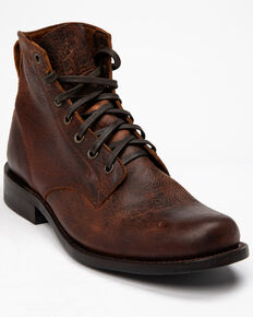 Cody James Men's Dark Horse Chukka Boots - Round Toe, Honey, hi-res