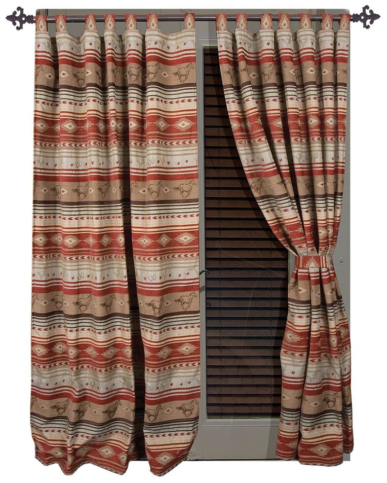 Carstens Flying Horse Drapes, Multi, hi-res