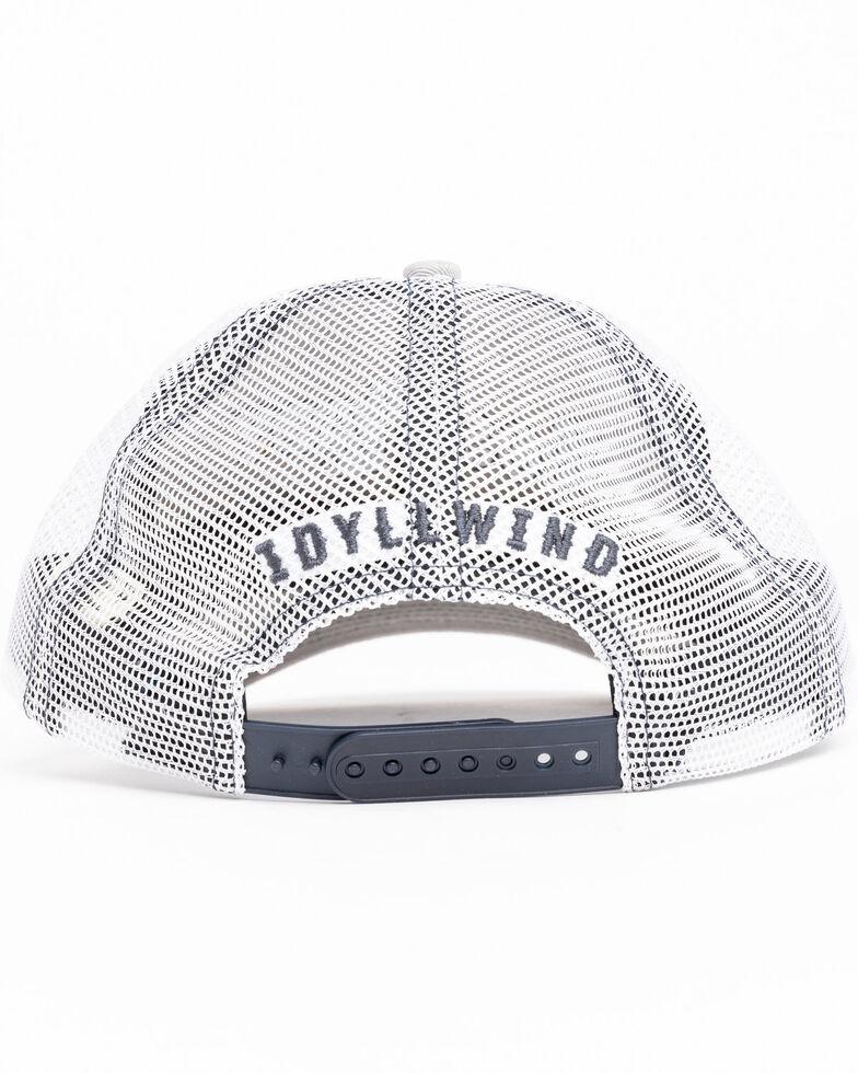Idyllwind Women's Light Grey Boss Lady Ball Cap , Grey, hi-res