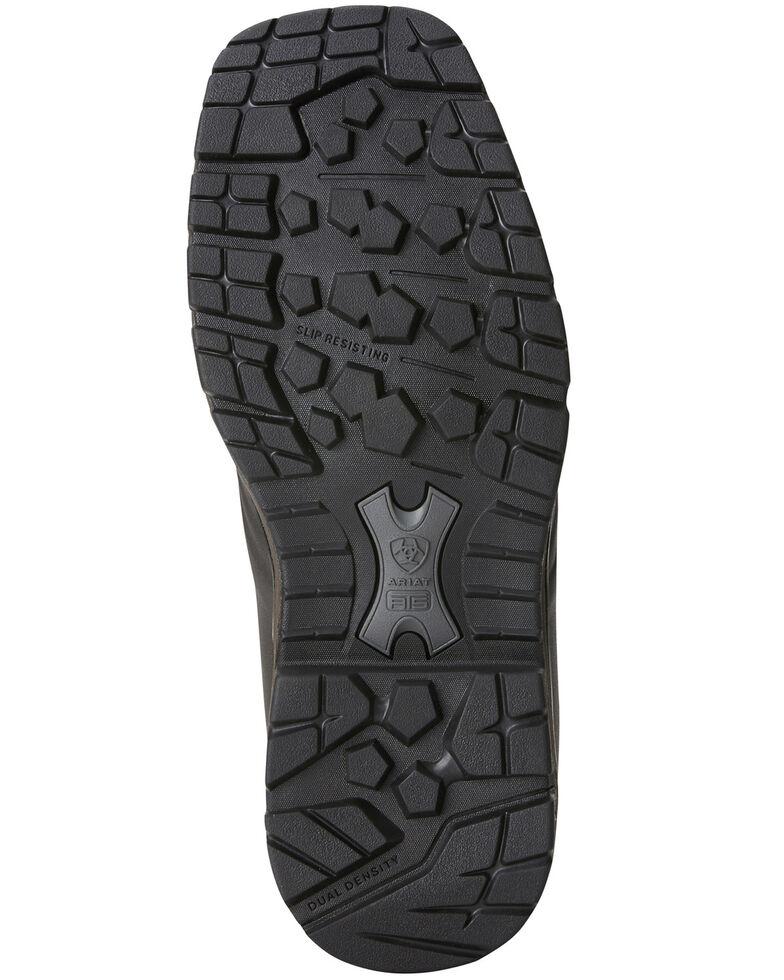 Ariat Men's Conquest Neoprene Realtree Rain Boots - Wide Square Toe, Brown, hi-res