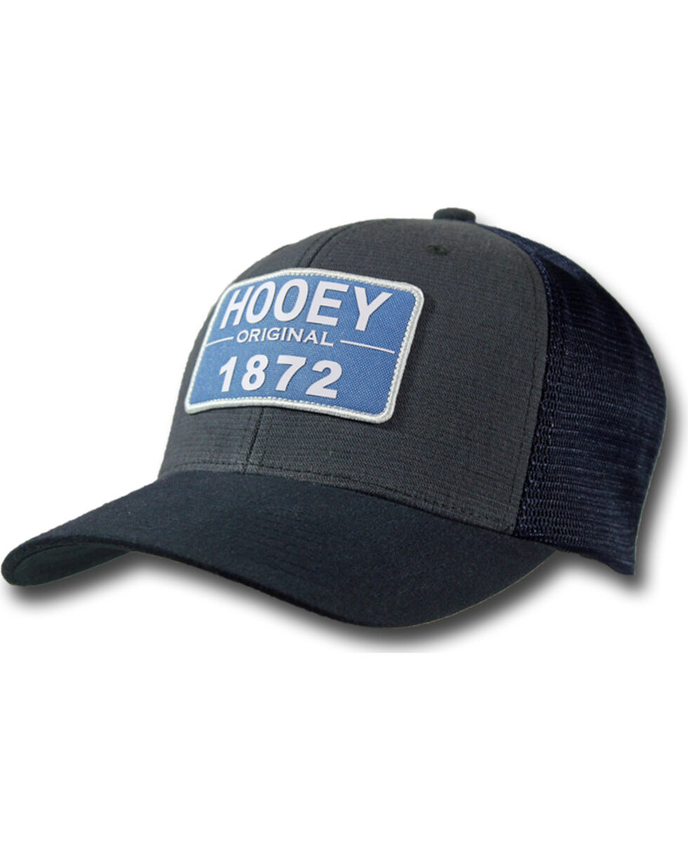 Hooey Men's Original Trucker Cap, , hi-res