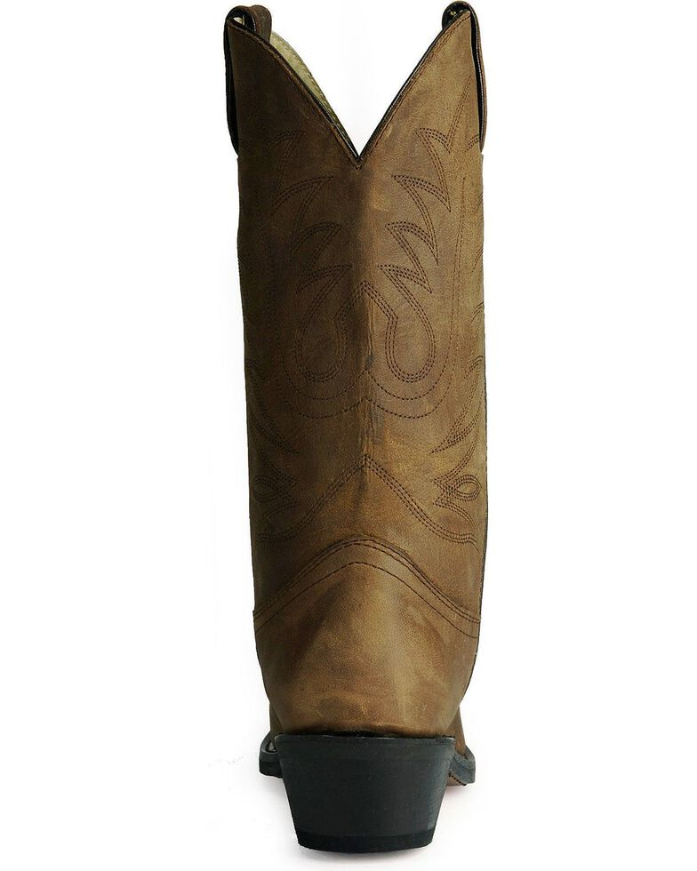 Durango Distressed Cowgirl Boots, Distressed, hi-res