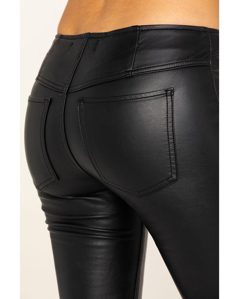 Free People Women's Penny Pull On Vegan Pants, Black, hi-res