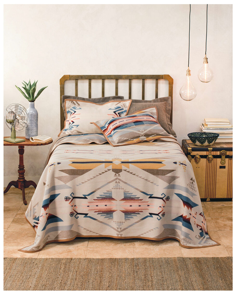 Pendleton White Sands Robe Blanket, Multi, hi-res