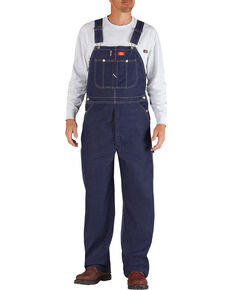 Dickies  Indigo Bib Overalls - Big & Tall, Indigo, hi-res