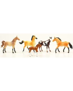 Kids' Toy Horse Set, Assorted, hi-res