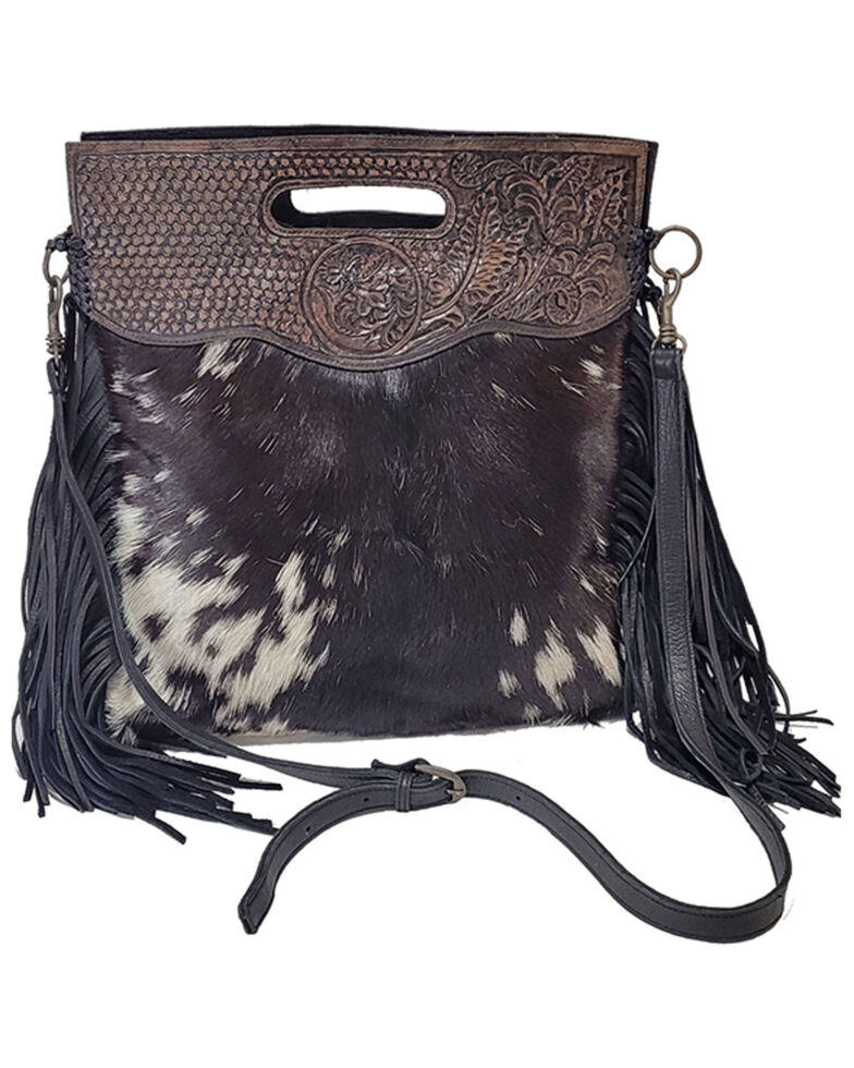 Kobler Women's Black Mesa Crossbody Bag, Black, hi-res