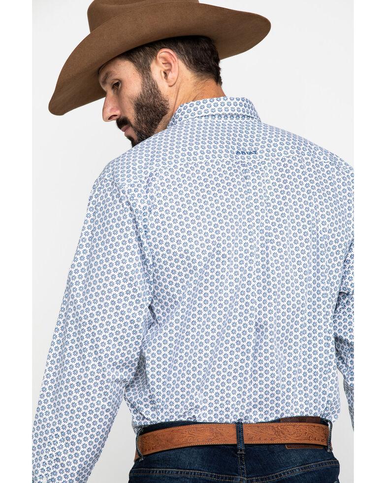 Ariat Men's Lamar Stretch Geo Print Long Sleeve Western Shirt , Multi, hi-res