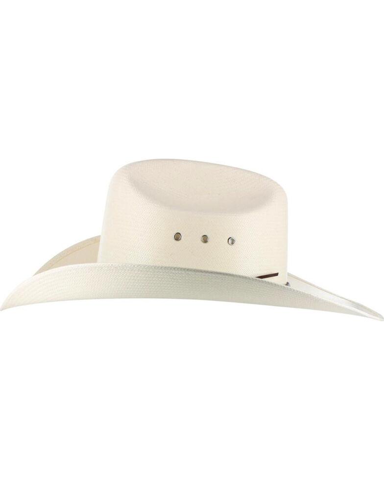Milano Hat Co. Men's Larry Mahan 10X Brindle Straw Hat, , hi-res