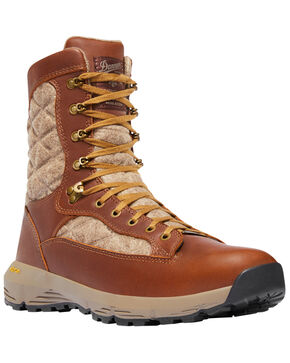 Danner Men's Wheat Raptor 650 Boots - Round Toe , Wheat, hi-res