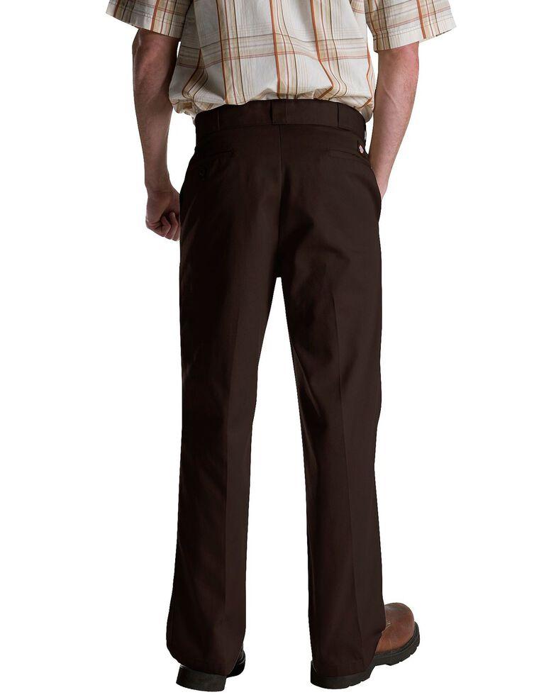 Dickies 874 Work Pants - Big & Tall, Brown, hi-res