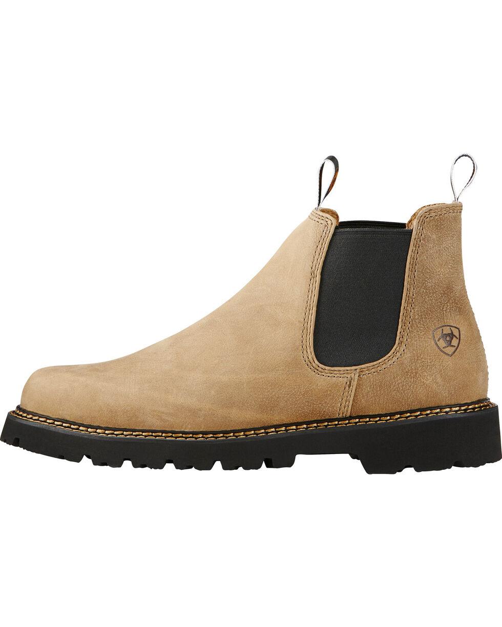 Ariat Men's Spot Hot Prairie Slip-On Shoes, Sand, hi-res