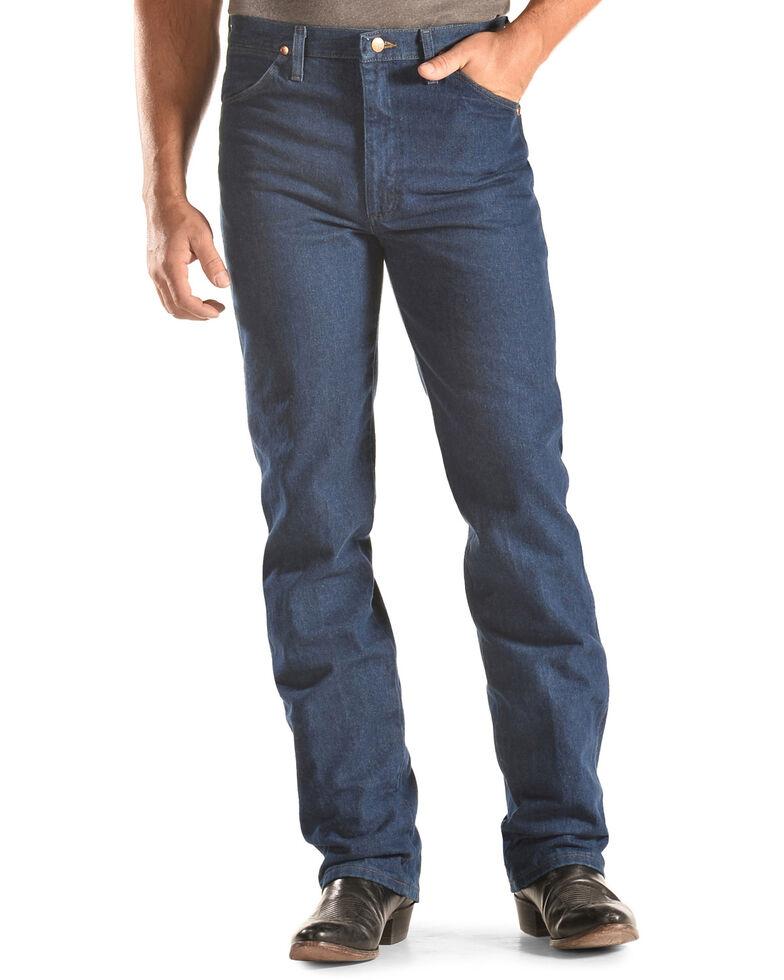 Wrangler 936 Cowboy Cut Slim Fit Prewashed Jeans, Indigo, hi-res