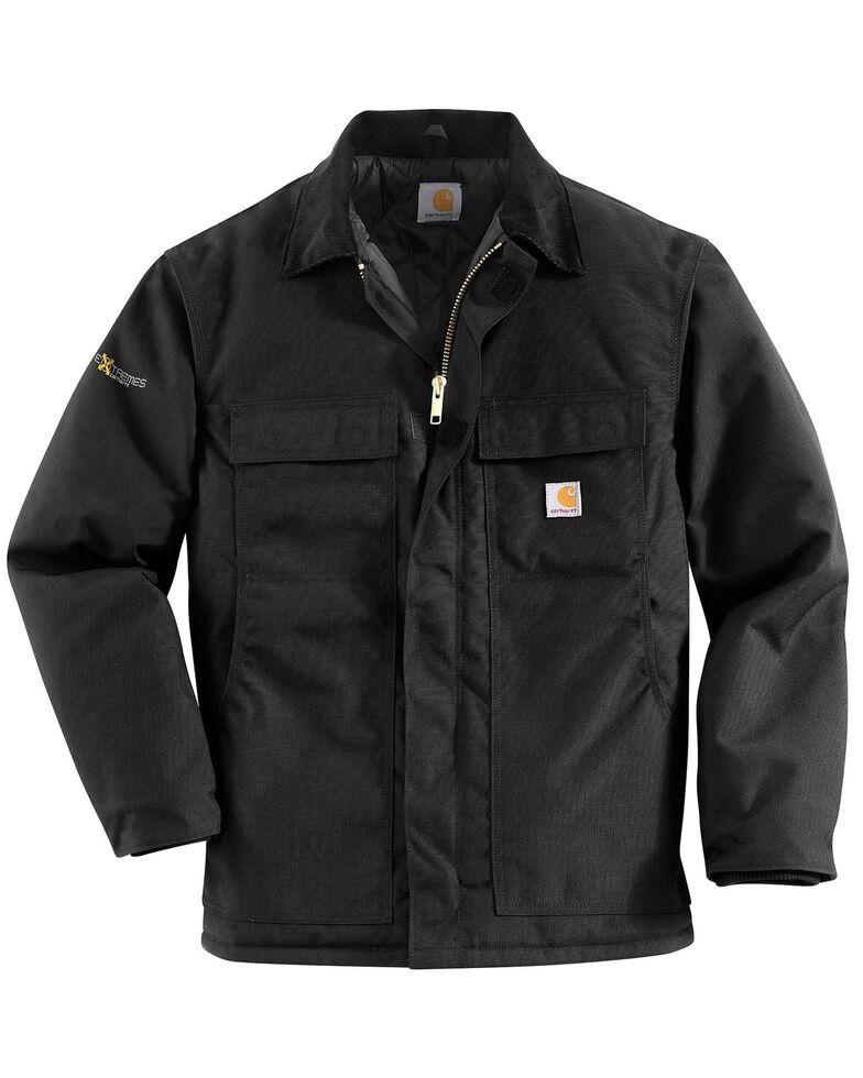 Carhartt Men's Extremes® Arctic Quilt-Lined Work Coat, , hi-res