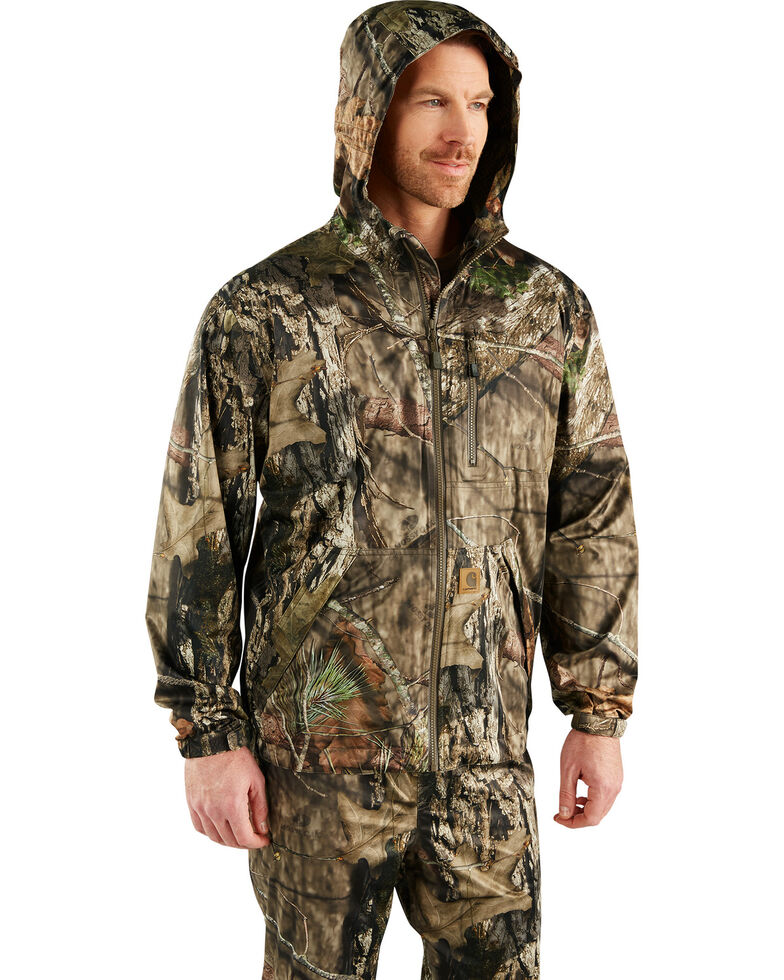 Carhartt Men's Camo Stormy Woods Work Jacket , Camouflage, hi-res