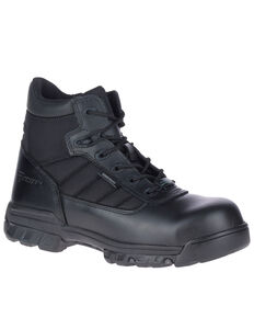 Bates Men's Tactical Sport Work Boots - Composite Toe, Black, hi-res