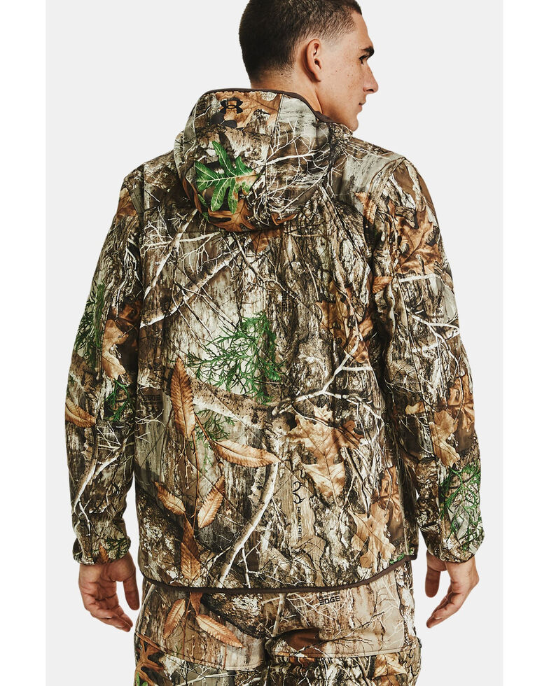 Under Armour Men's Realtree Camo Brow Tine Work Jacket , Camouflage, hi-res