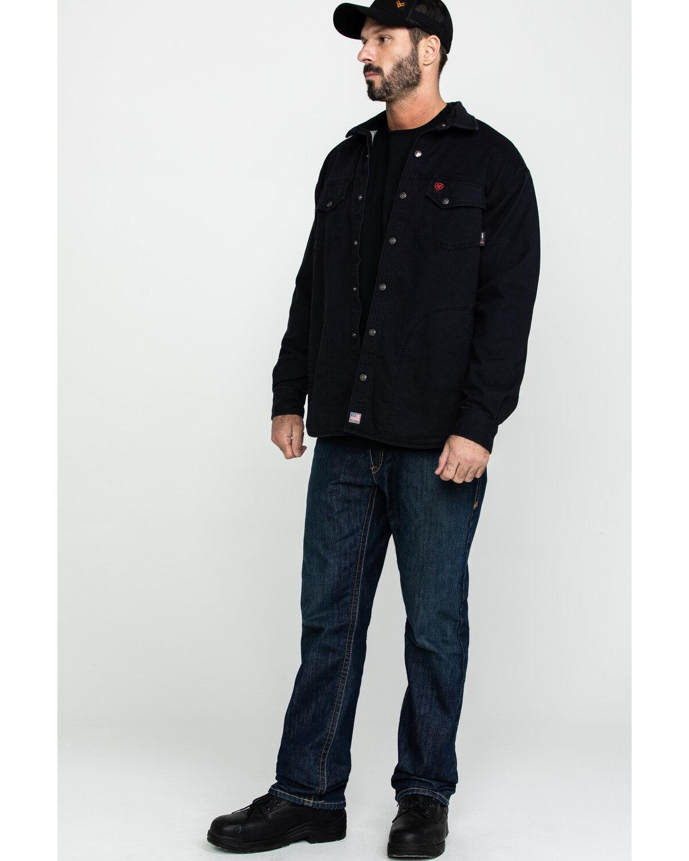 ARIAT Mens Fr Rig Shirt Jacket