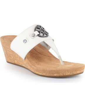 UGG® Women's Briella Sandals, White, hi-res