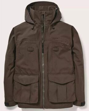 Filson Men's Upland Hunting Tech Jacket , Brown, hi-res