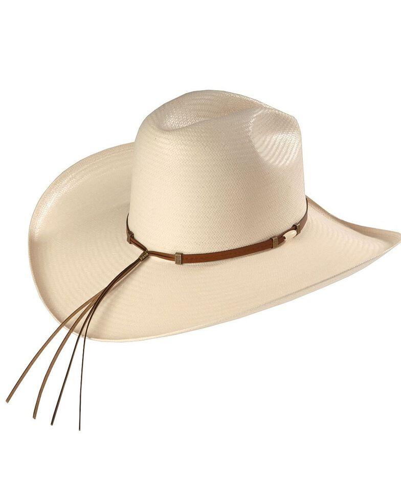 Resistol 6X Cisco Straw Hat, Natural, hi-res