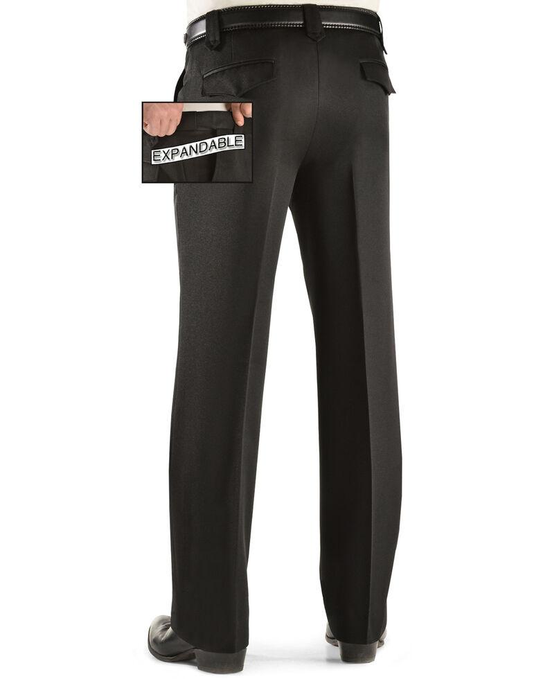 Circle S Men's Lubbock Xpand Pants, Black, hi-res