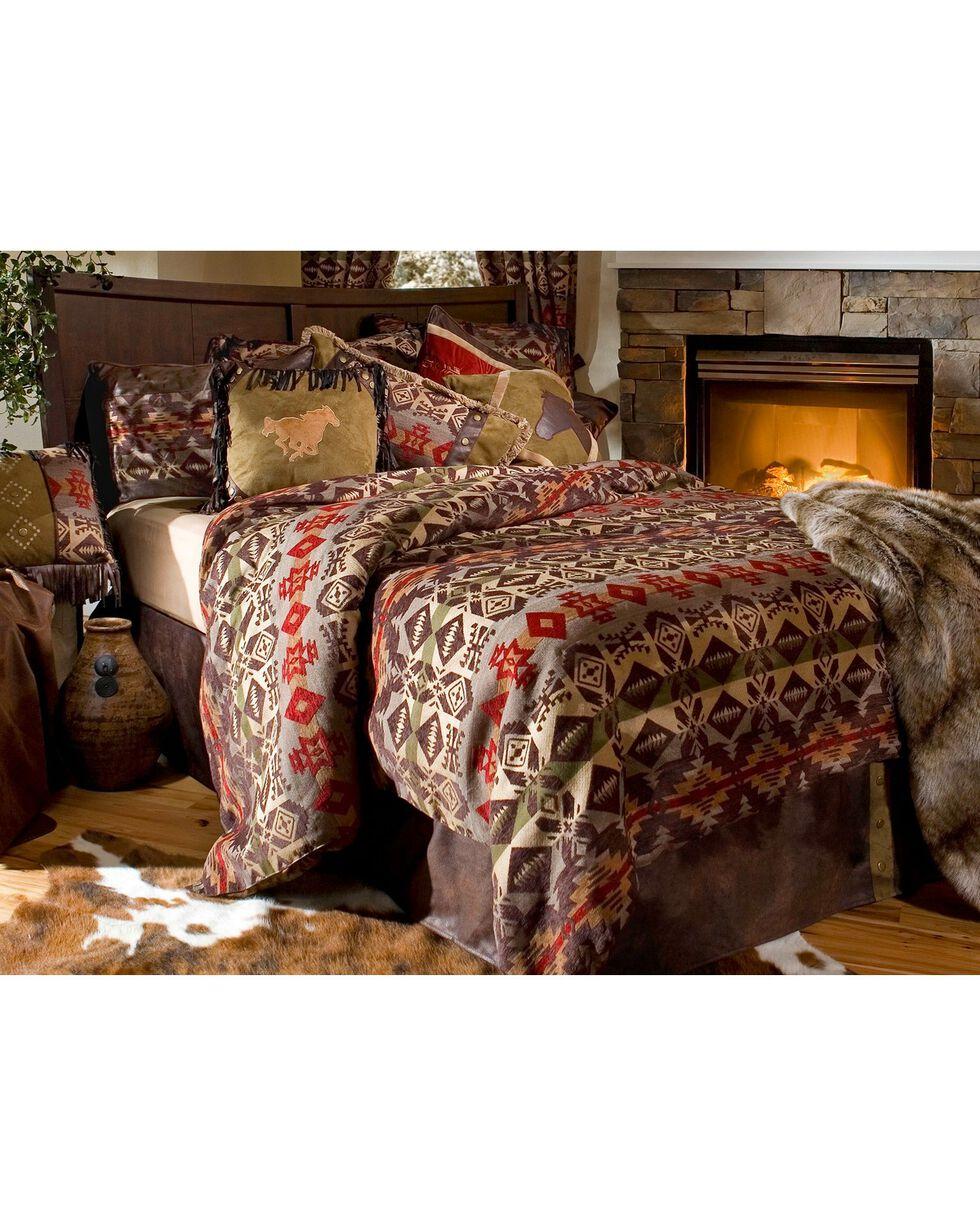 Carstens Montana Full/Queen Bedding - 7 Piece Set, Multi, hi-res