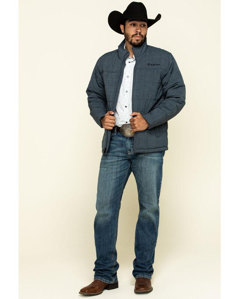 Ariat Men's Grey Crius Insulated Jacket , Grey, hi-res
