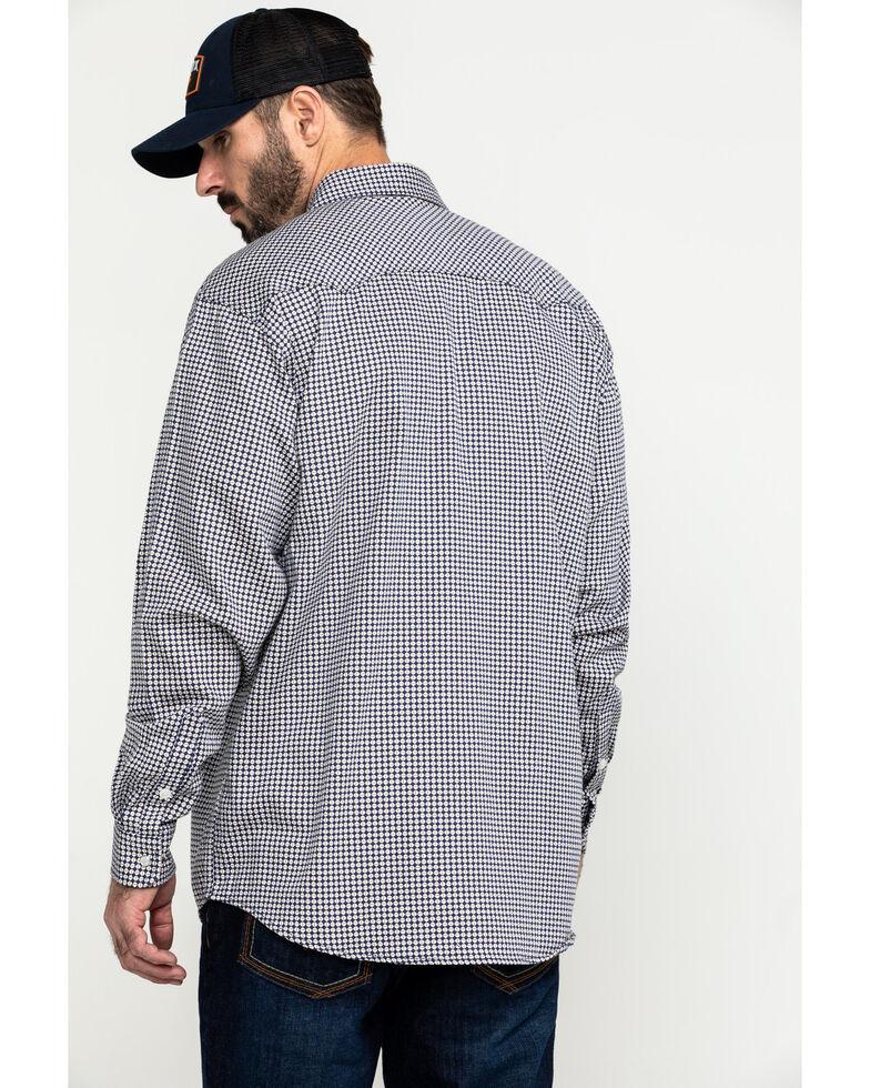 Cinch Men's FR Lightweight Check Print Long Sleeve Work Shirt - Big , , hi-res