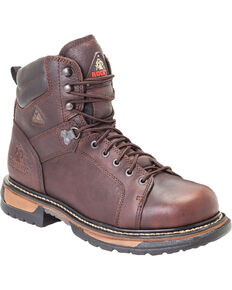 29a3f58ccd0 Men's Rocky Work Boots - Boot Barn