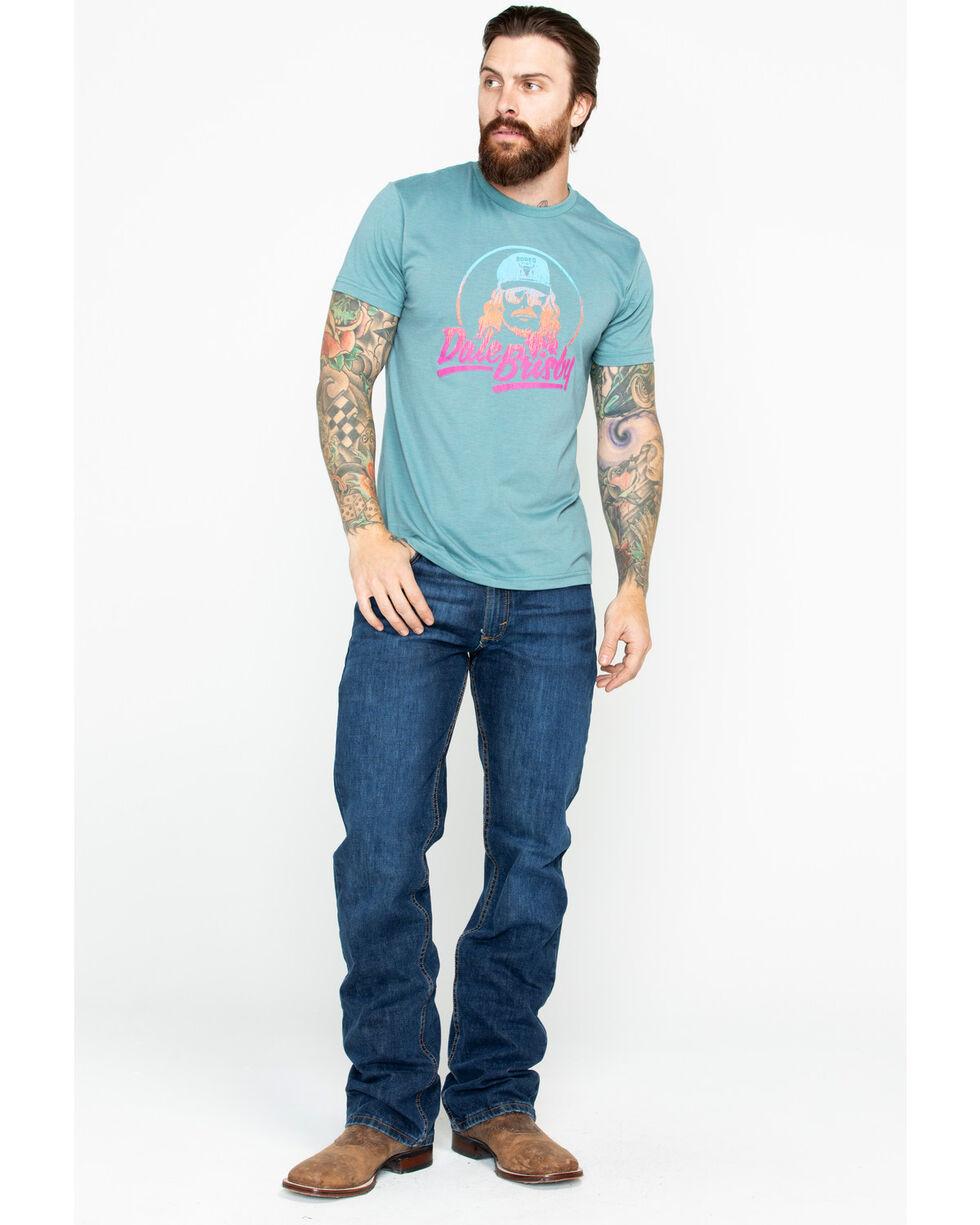 Dale Brisby Men's Logo Short Sleeve T-Shirt, Green, hi-res