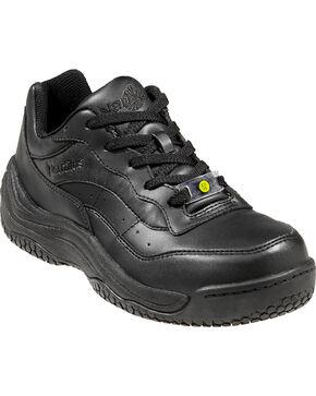 Nautilus Men's Slip-Resistant Composite Toe Safety Athletic Shoes, Black, hi-res