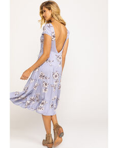 b118a544e4d48d Free People Women's Rita Tiered Midi Dress