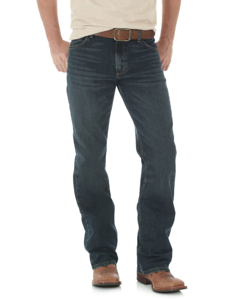 Wrangler Men's 20X Competition Slim Jeans , Blue, hi-res