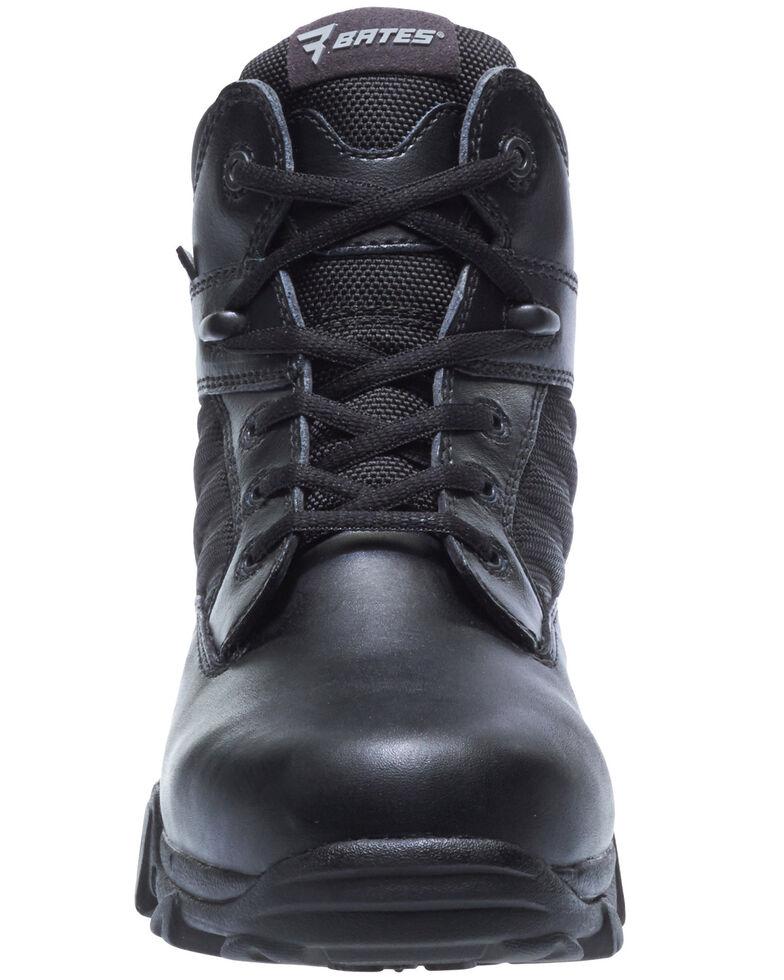 Bates Women's GX-4 Work Boots - Soft Toe, Black, hi-res
