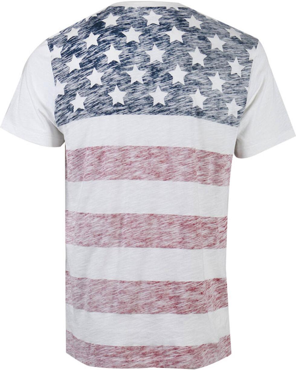 American Republic Boys' American Flag T-Shirt - 8-16, White, hi-res