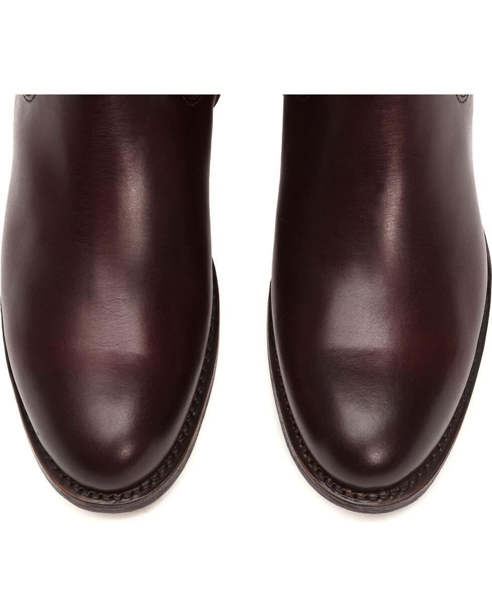 Frye Women's Bordeaux Jayden Button Tall Boots  , Wine, hi-res