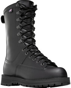 Danner Unisex Fort Lewis Uniform Boots, Black, hi-res