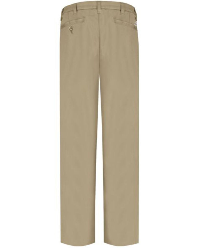 Red Kap Men's Navy FR Excel Work Pants , Navy, hi-res