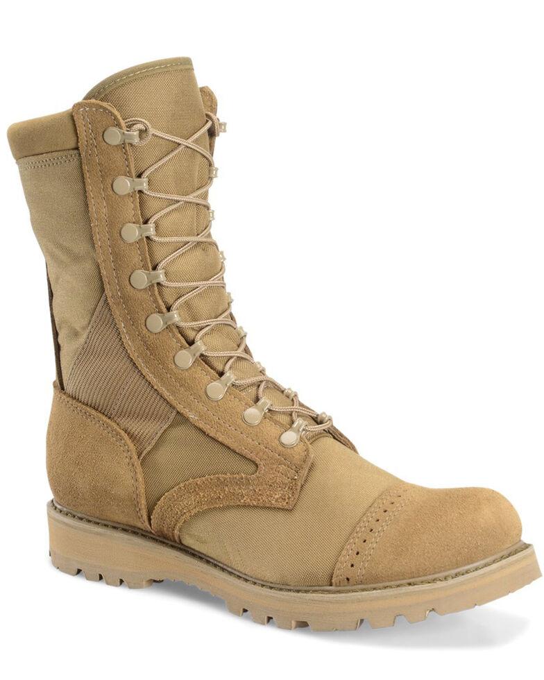Corcoran Men's Marauder Military Boots - Soft Toe, Tan, hi-res