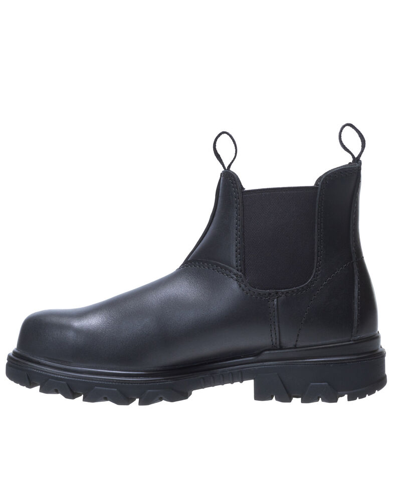 Wolverine Women's Black I-90 EPX Romeo Work Boots - Composite Toe, Black, hi-res