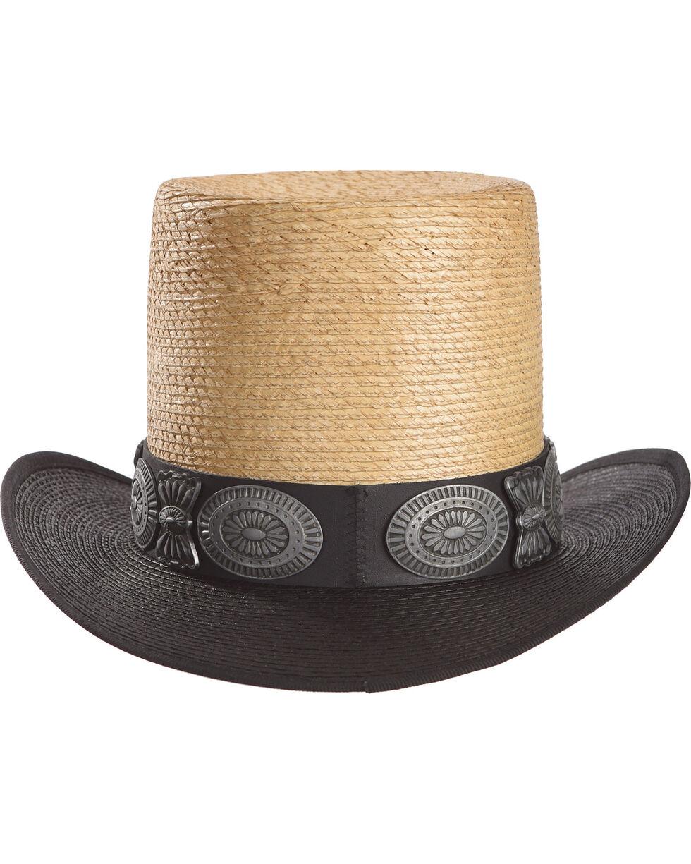 Charlie 1 Horse Women's Cochella Valley Top Hat , Black, hi-res