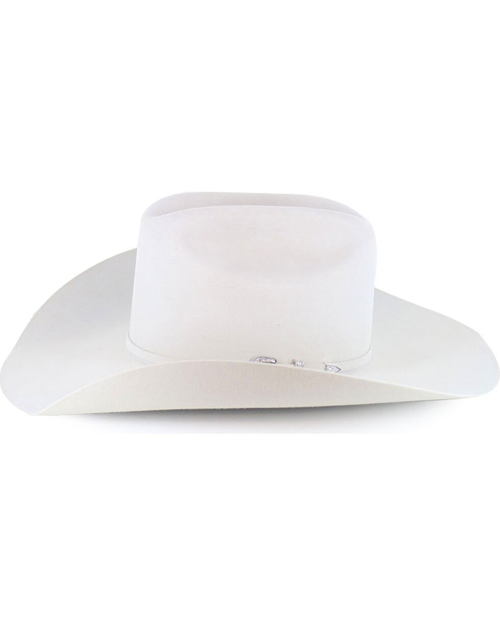 Resistol Men's 20X Tarrant Felt Hat, Silver Belly, hi-res