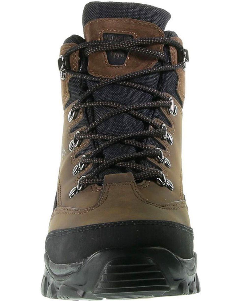 Wolverine Men's Spencer Waterproof Hiker Boots, Brown, hi-res
