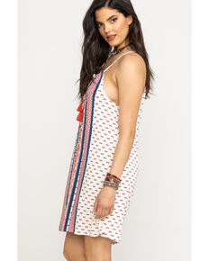 Others Follow Women's Poppy Halter Dress, White, hi-res
