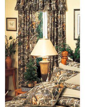 Realtree MAX-4 Camo Rod Pocket Curtains , Camouflage, hi-res